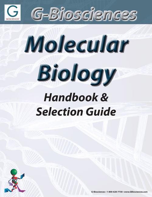 Molecular Biology Handbook