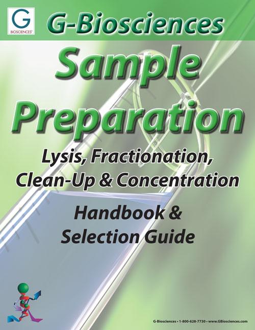 Keys to Protein Sample Preparation