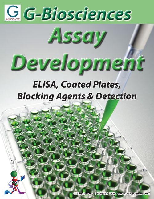 Keys to Assay and ELISA Development